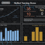 SNF COVID-19 Reporting Dashboards for COVID-19 conditions