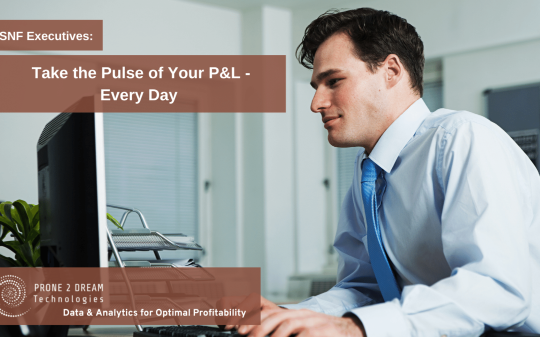 Your Daily Data Story… the Pulse of Your P&L